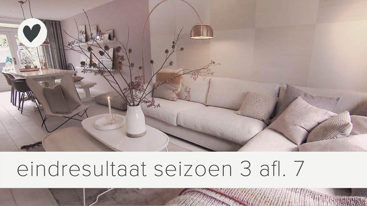 eindresultaat afl 7 | vtwonen | weer verliefd op je huis - YouTube