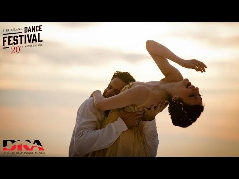 Fire Island Dance Festival 2014 Highlights - Sara Mearns, Marcelo Gomes