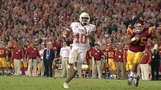 Vince Young Rose Bowl Hall of Fame