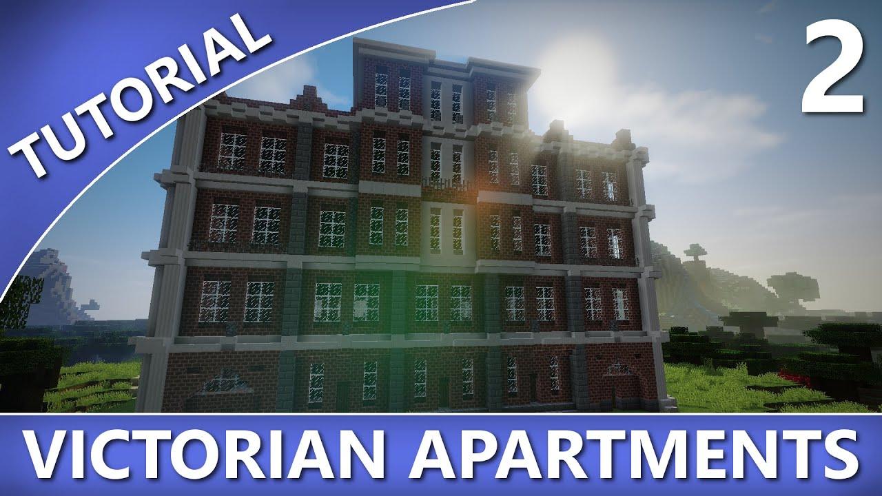 Minecraft Apartment Tutorial