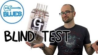 Tube vs Solid State (Transistor) Amplifiers Clean Blind Test