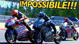 MOTOGP 19 COSTRETTI A RIMONTARE: Moto3 Impossibile!