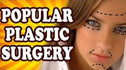 Top 10 Most Common Cosmetic Surgery Procedures — TopTenzNet