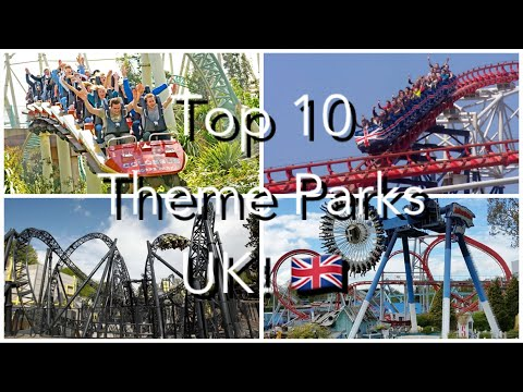 Top 10 Theme Parks In The UK (2019)