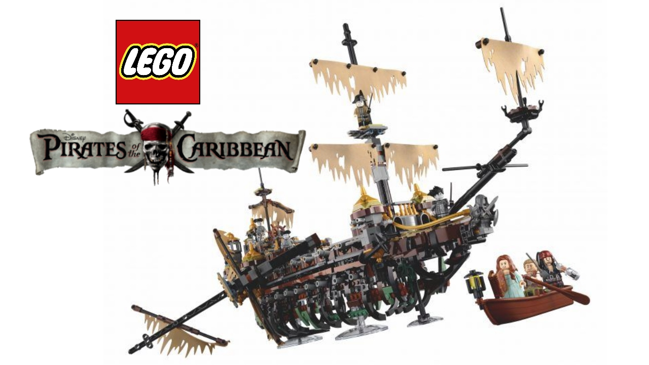 Lego Pirates Of The Caribbean 2017 Sets Pictures Youtube