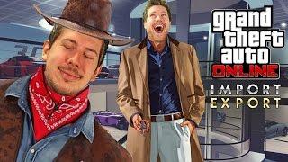CRIME BONER!   GTA 5 Online New Update (Import/Export DLC)