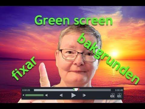 Green Screen Elgato för bättre videor