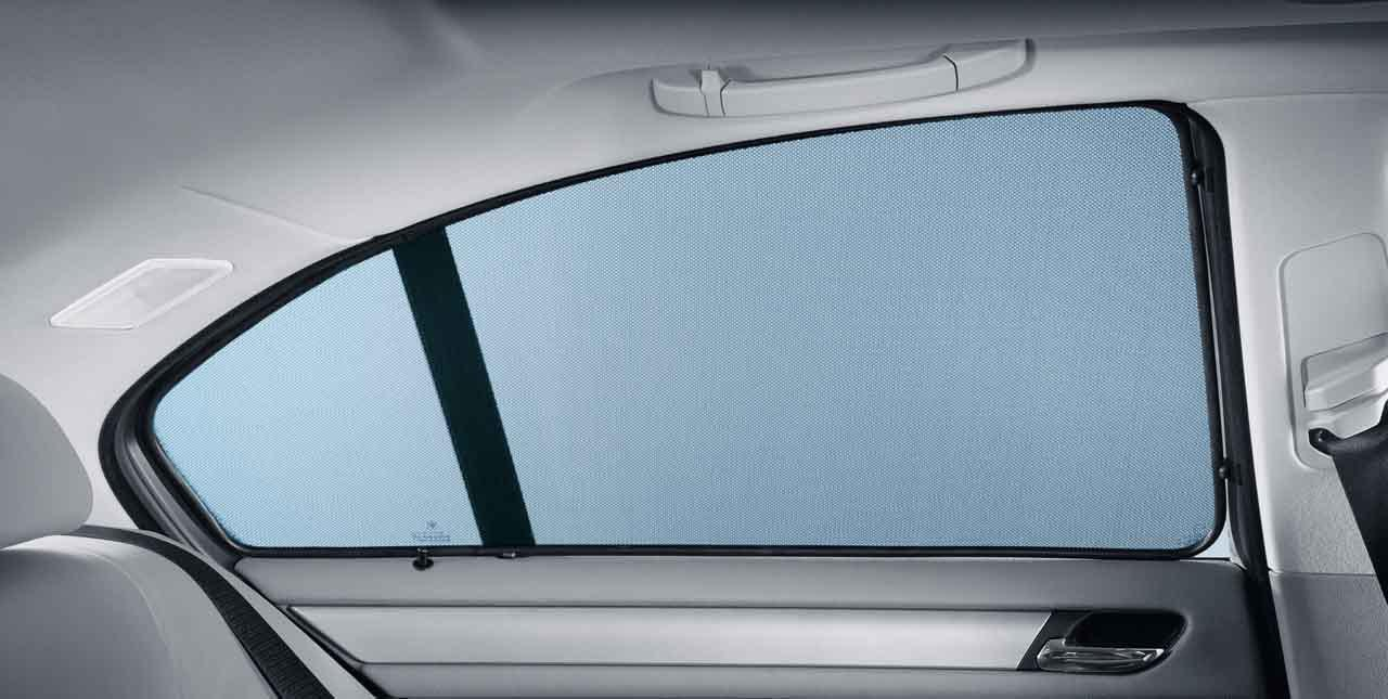 bmw rear side window sun blind kit reviewed youtube. Black Bedroom Furniture Sets. Home Design Ideas