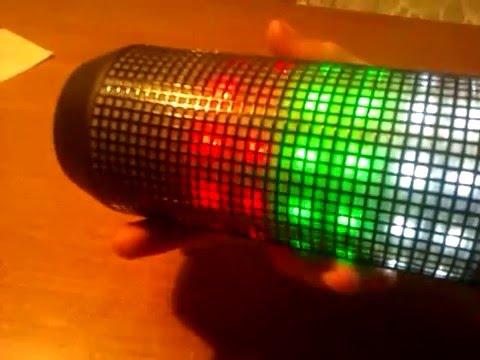 Unboxing - test - Głosnik przenośny led, latarka / speaker Radio Unboxing #2 Jbl Fake