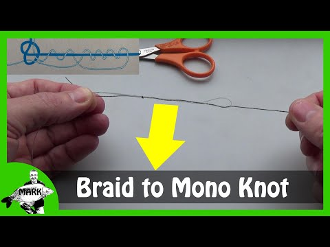 Fishing Knots - Shock Leader Knot
