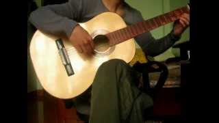 boulevard - solo guitar