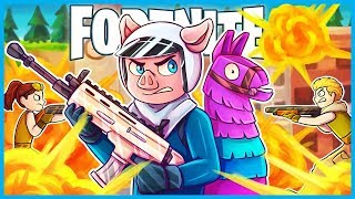 INSANELY *RARE* TILTED TOWERS LLAMA in Fortnite: Battle Royale! (Fortnite Funny Moments & Fails)