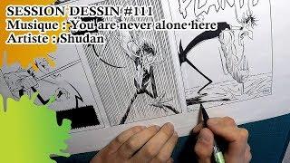SESSION DESSIN #111 Fantasmagoria page 100 // You are never alone here-Shudan