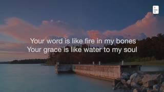 Abba Father - Nathaniel Bassey (Lyrics Video)