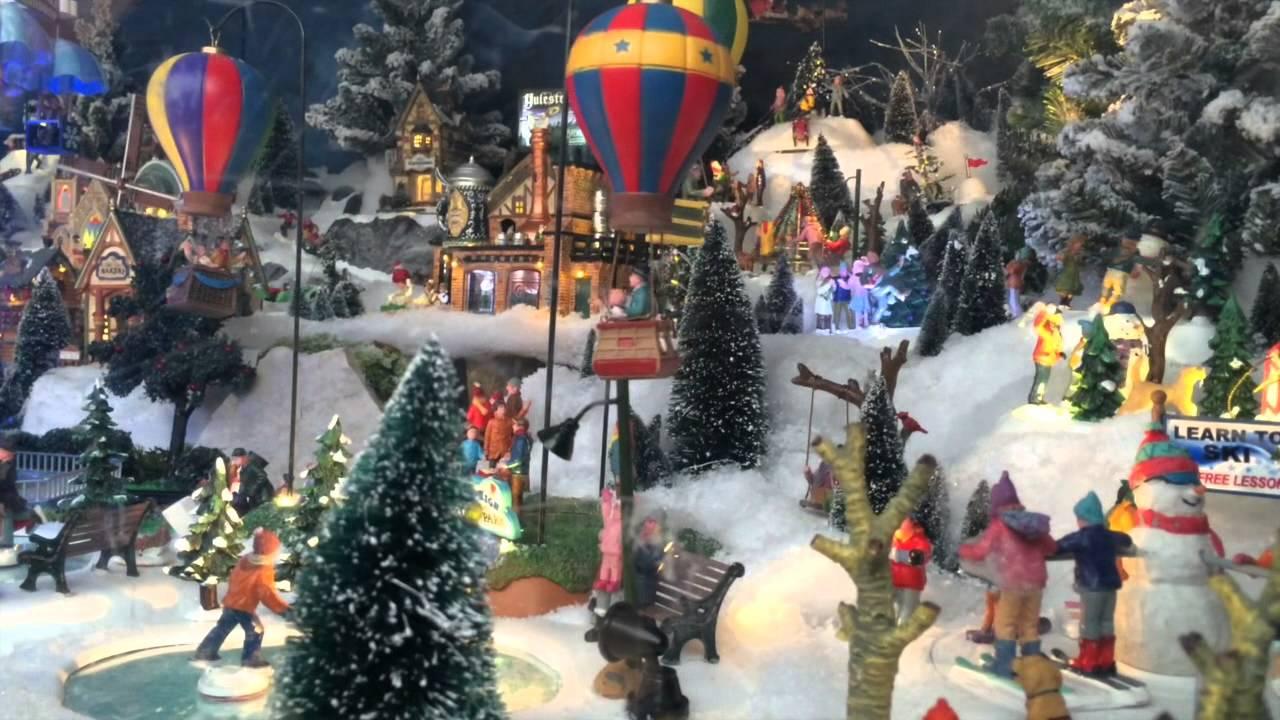 Villaggio Natale.Il Villaggio Di Babbo Natale 2014
