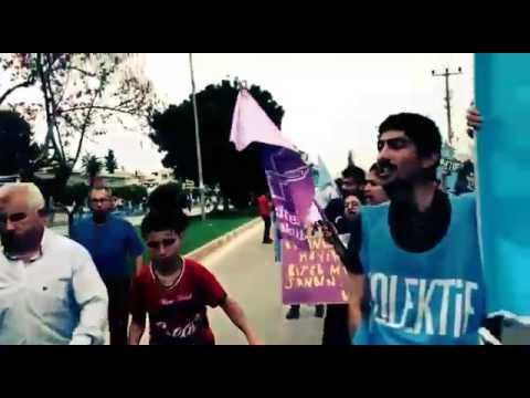 Adana İsyan Koşusu - 1 Mayıs 2017 Öğrenci Kolektifleri