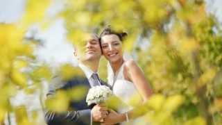Свадебное слайдшоу - Марина и Александр, сентябрь 2012 г.