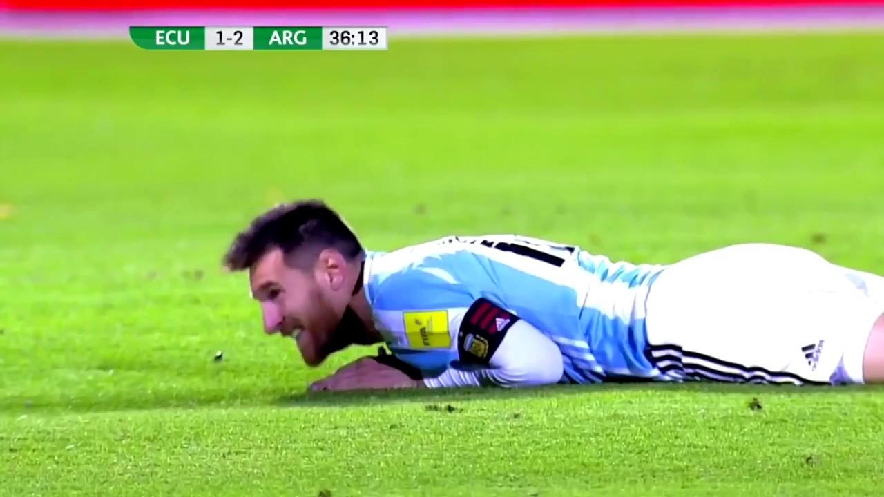 Download Lionel Messi Vs Ecuador Skills & Goals (Away) 10/10/2017 HD 720p