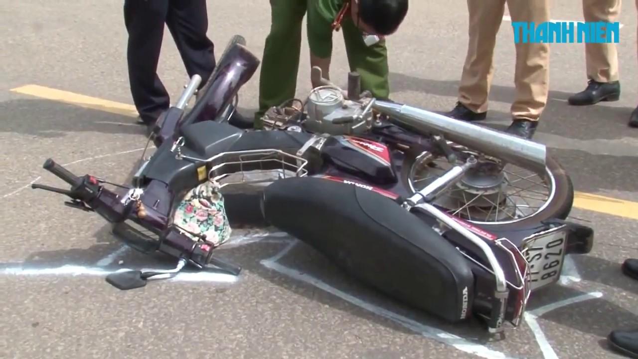 Bình Định: Tai nạn giao thông, hai người thương vong