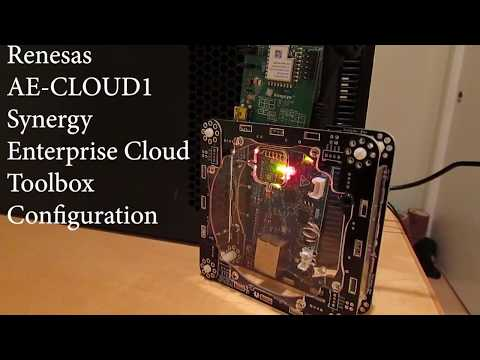 AE-CLOUD1 SECT Setup Video Tutorial - Synergy Enterprise