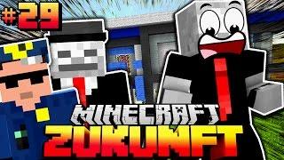 GEHT der GEFÄNGNISAUSBRUCH schief?! - Minecraft Zukunft #29 [Deutsch/HD]