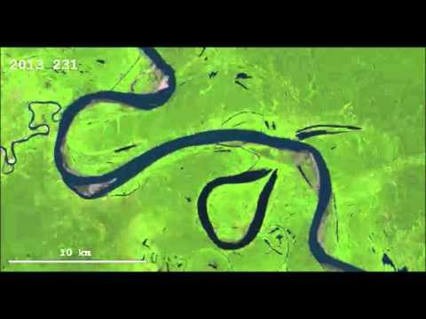 Ucayali River (Peru), 1985-2013
