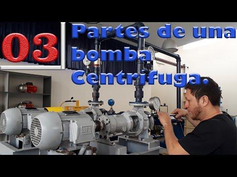 03. Componentes de una bomba centrifuga || Extracción del acople