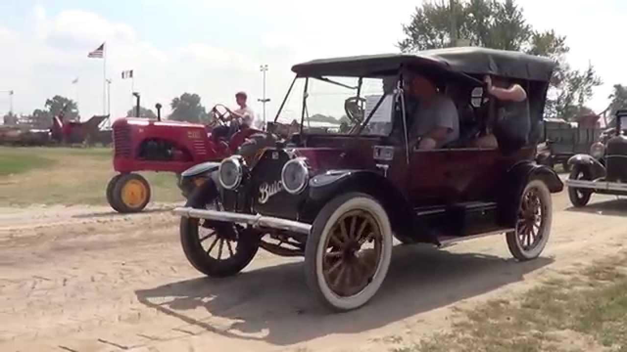 Classic Cars, Trucks & Tractors - YouTube