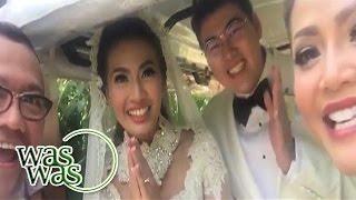 WasWas Top Story: Asty Ananta Resmi Menikah - WasWas 03 Oktober 2016