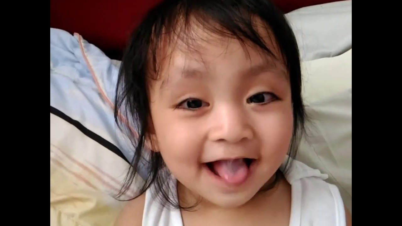 Funny Baby Sticking Tongue Out - Funny Cute Video - YouTube