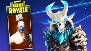 FORTNITE - SKIN LEVEL 100 da SEASON 5!!! (RAGNAROK)