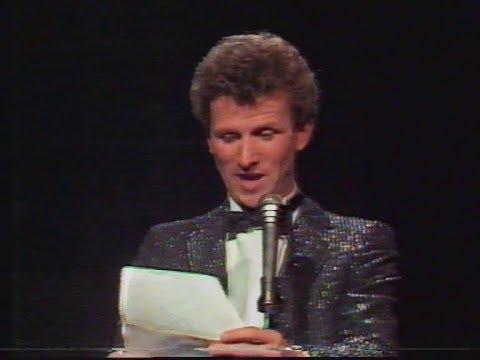 Robert Paul one man show zwolle 1982
