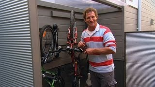 Better Homes And Gardens - How To Make A Bike Rack
