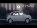 Fiat 500: 60 años enamorando al mundo
