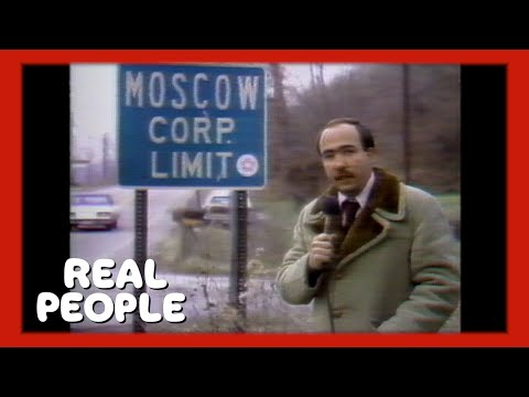Moscow, Ohio's Olympic Bid | Real People | George Schlatter