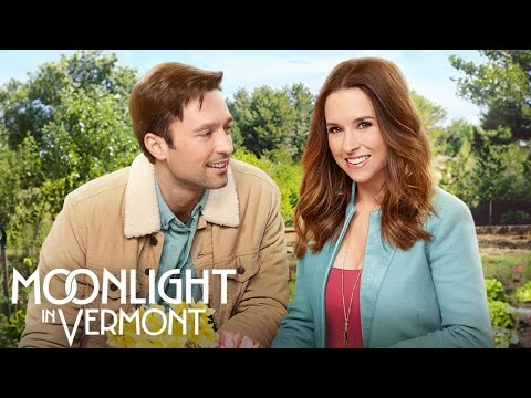 P  Moonlight in Vermont starring Lacey Chabert and Carlo Marks  Hallmark Channel