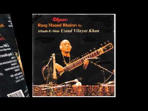 Vilayat Khan & Zakir Hussain - Rag Maand Bhairav