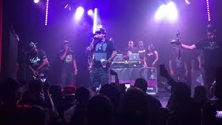 Lil Flip Freestyle Live @ Curtain Club in Dallas, TX 8/9/2017