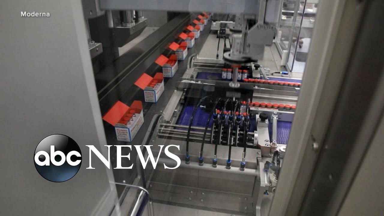 COVID vaccine and new variants – ABC News