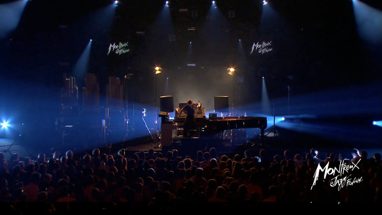 Montreux Jazz Festival >> Nils Frahm - Montreux Jazz Festival 2015 - YouTube