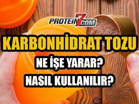 Karbonhidrat Tozu Ne İşe Yarar ve Nasıl Kullanılır?