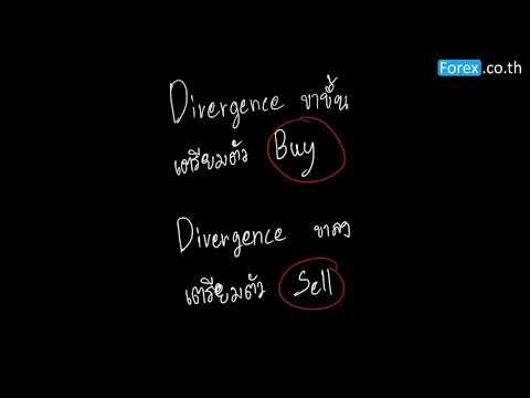 Divergence คืออะไร? จุดทำกำไรในตลาด Forex