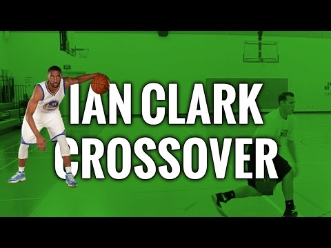 Crazy, Ankle Breaking Crossover Move By Ian Clark REVEALED...