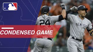 Condensed Game: NYY@BAL - 6/2/18