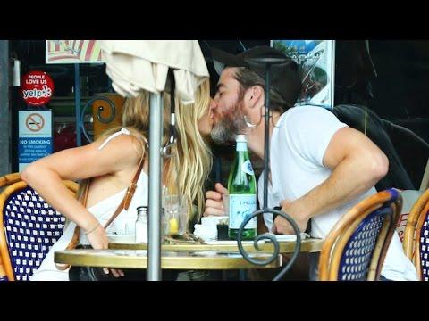 New Couple Alert? Chris Pine Caught Kissing 'Vanderpump Rules' Star Vail Bloom