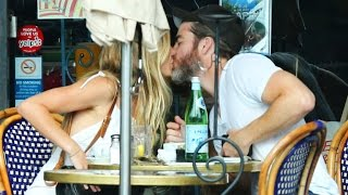 New Couple Alert? Chris Pine Caught Kissing 'Vanderpump Rules' Star Vail Bloom