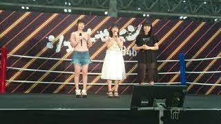 気まぐれオンステージ シュートサイン握手会 2017年6月25日 HKT48 渕上...