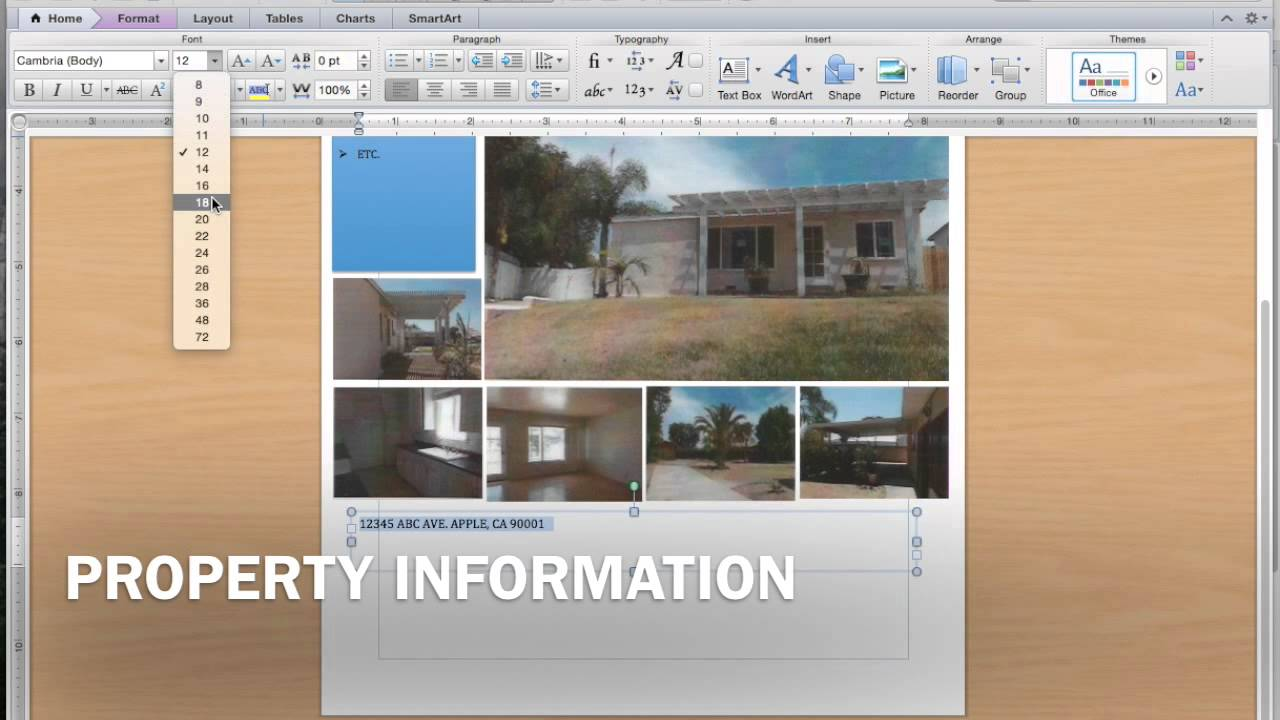 how to create a real estate flyer how to create a real estate flyer