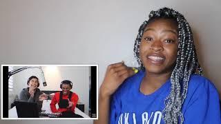 Old Town Road & Bad Guy Lil Nas X & Billie Eilish | Alex Aiono Mashup ft. Josh Levi | Reaction Video