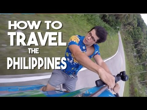 How to Travel the Philippines: Road Trip Style! (Siargao Island)